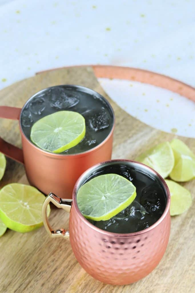 Easy Moscow Mule recipe