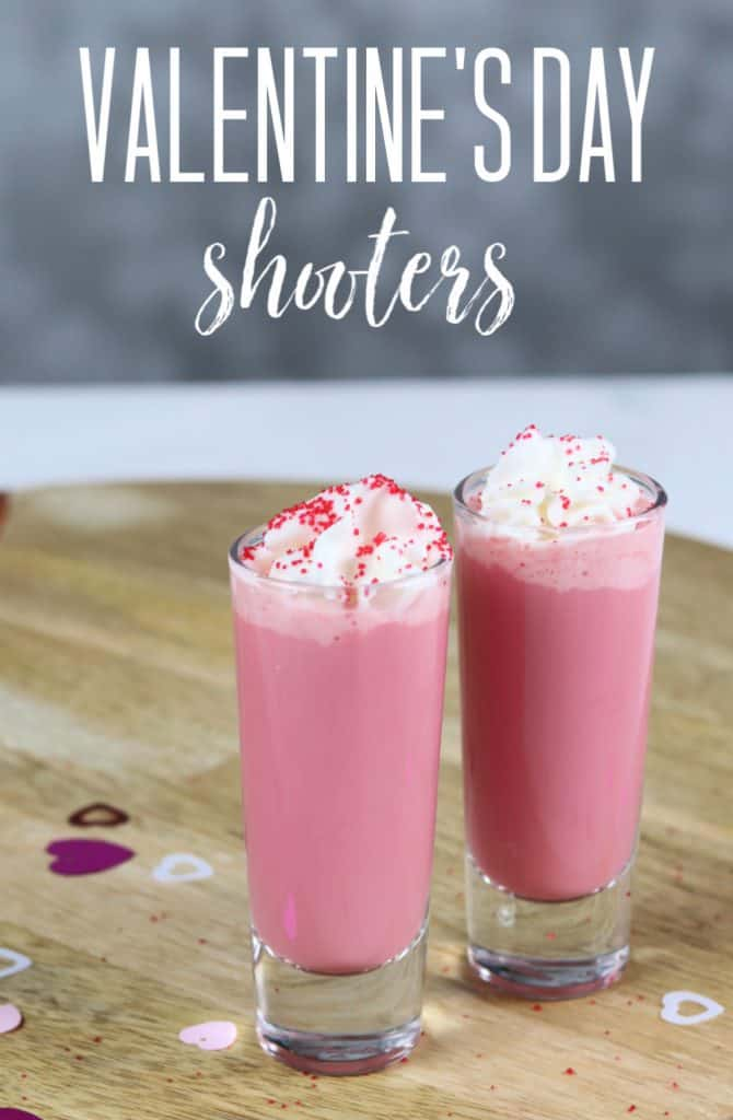 Valentine's Day shooters