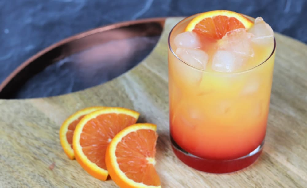 tequila sunrise dirnk recipe