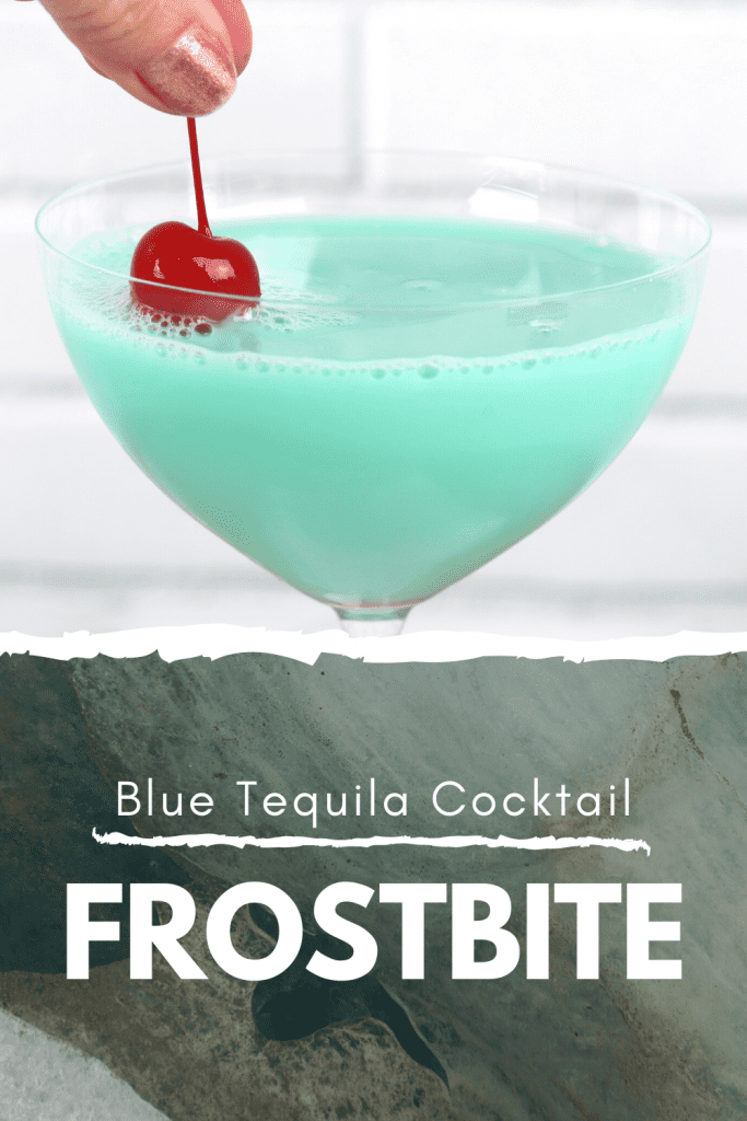 Frostbite cocktail