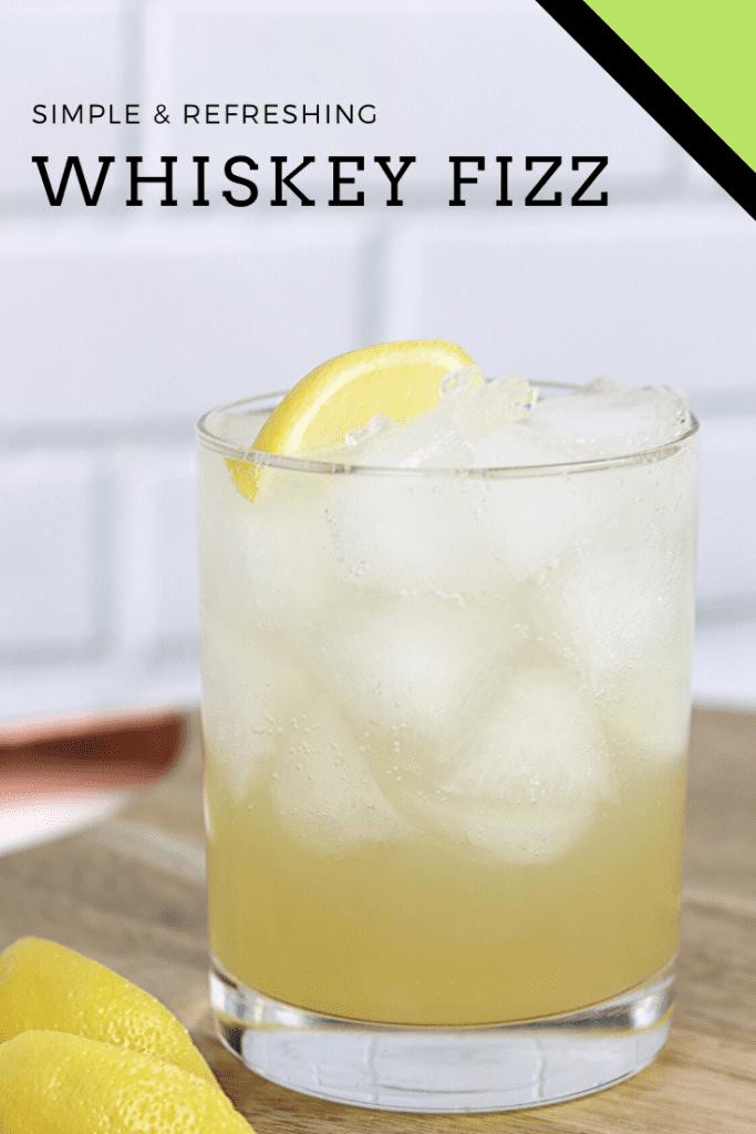 whiskey fizz