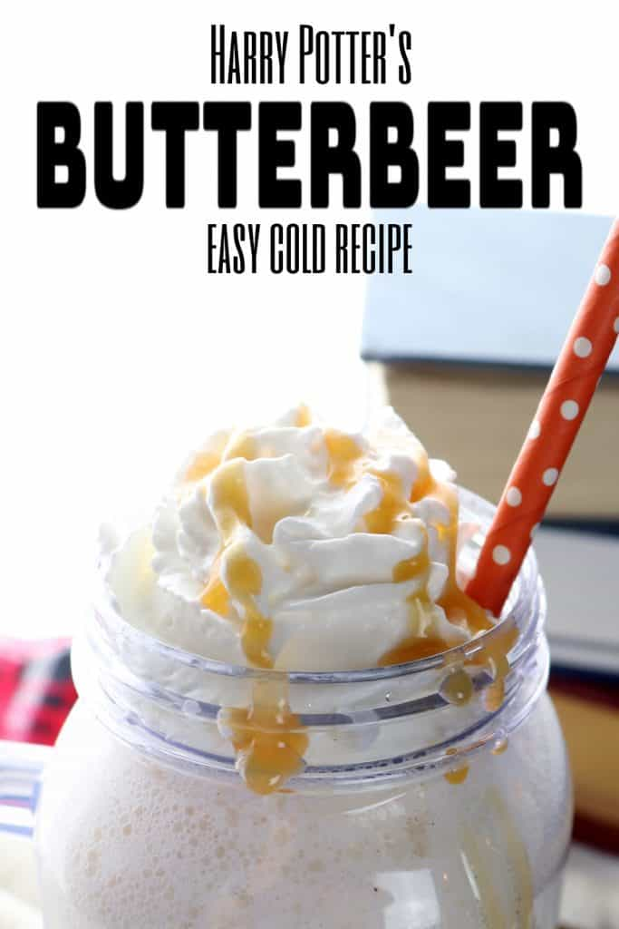 Harry Potter Cold Butterbeer