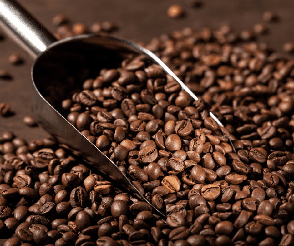 coffee beans - the best coffee at home