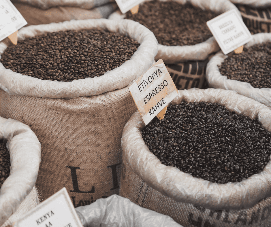 coffee bean varieties - the best coffee at home