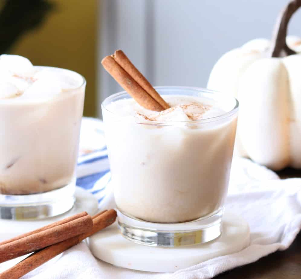pumpkin spice white russian 1