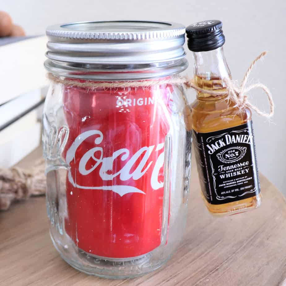 jack and coke cocktail gift
